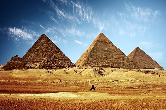 Cairo 1 Day By Plane From Sharm El Sheikh