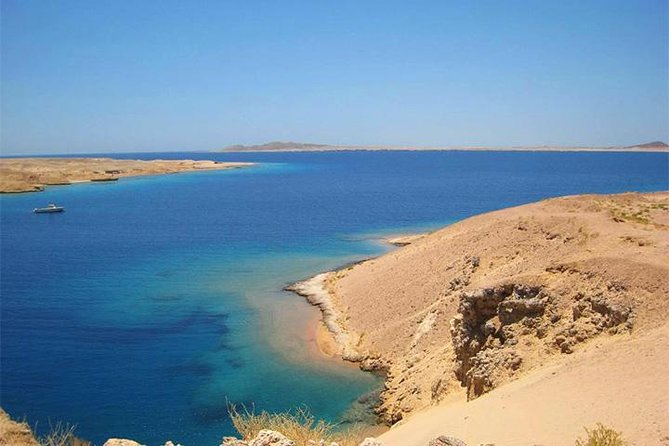 Ras Mohammed From Sharm El Sheikh Port by a private car