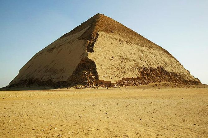 Pyramids, Sakkara & Dahshur Tour in Cairo photo 2