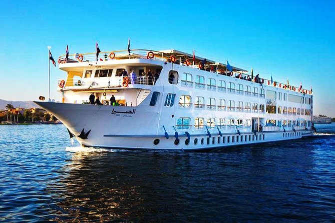 Nile Cruise package from Aswan