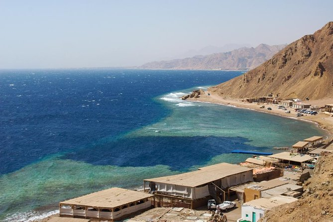 Blue Hole Snorkeling with lunch from Dahab