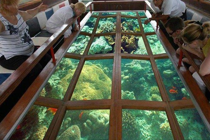 Glass Bottom Boat in dahab