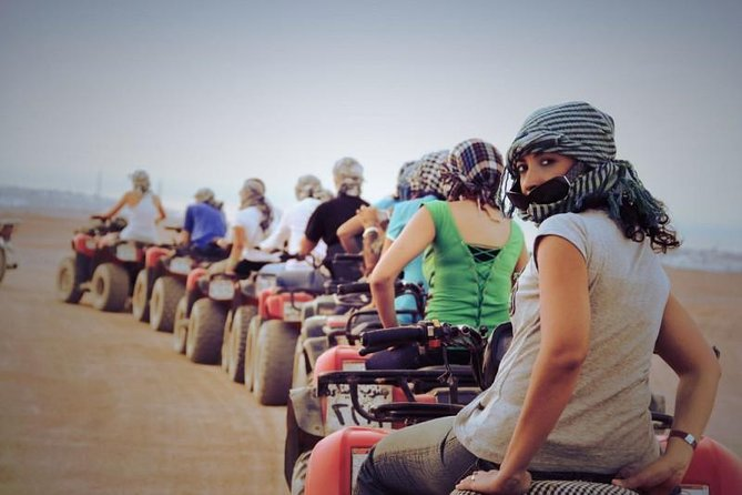 Quad Biking in Dahab