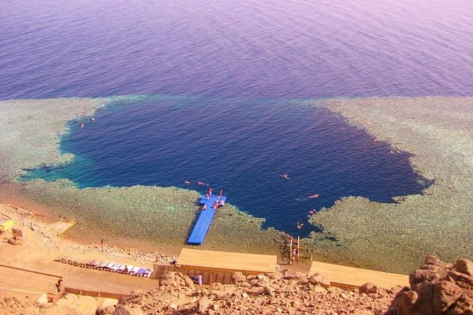 Day Trip to The Canyon and Blue Hole from Dahab
