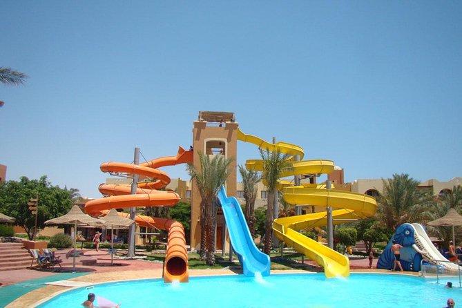 Aqua Park from Dahab