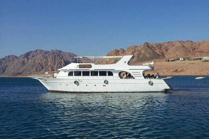 Half or Full Day Boat Trip in Dahab