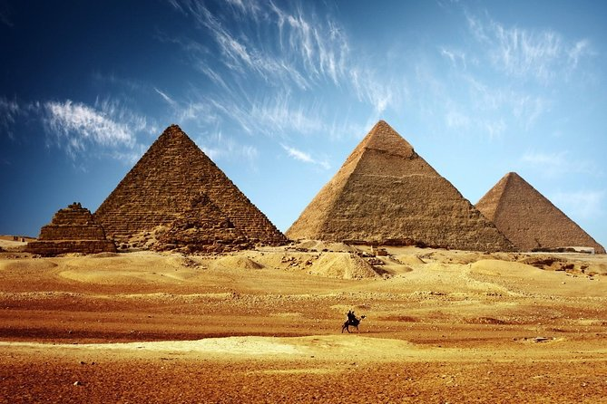 Overnight Trip to Cairo and Luxor by Flight from Dahab