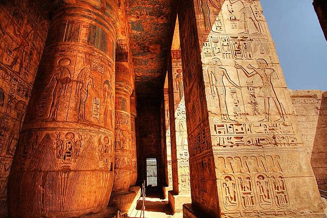 Luxor Half day tour