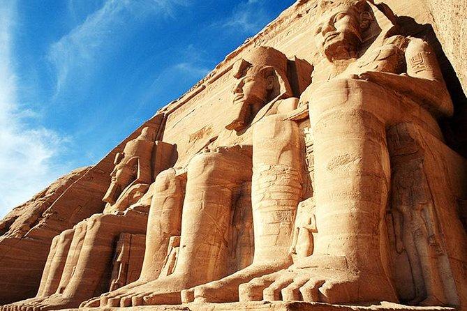 Luxor and Abu Simbel 2 Days from Hurghada