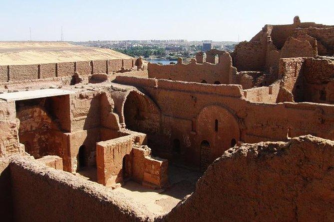 Saint Simeon Monastery and Anba Hatre Monastery trip in Aswan