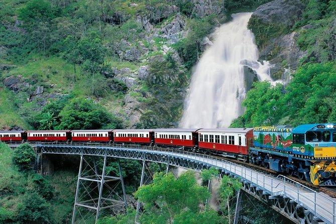 Excursion d'une journée à Kuranda depuis Port Douglas avec funiculaire Skyrail ou train panoramique en option