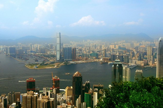 Tour a piedi di Hong Kong di mezza giornata: origine del profumato porto