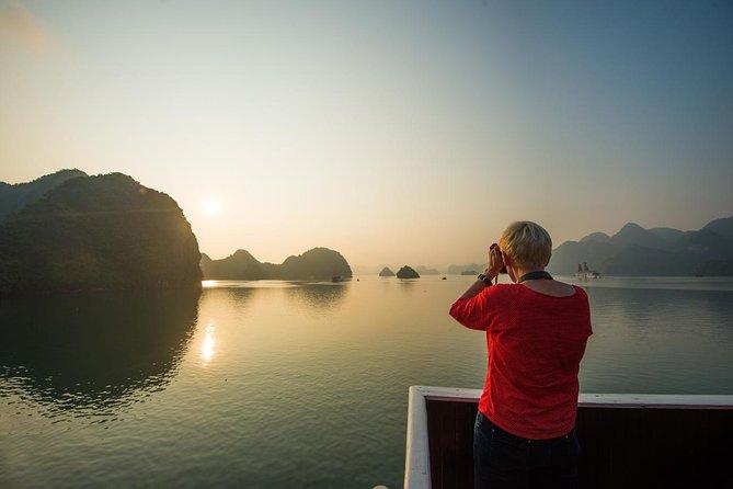 Halong Bay Cruise Day Trip from Hanoi