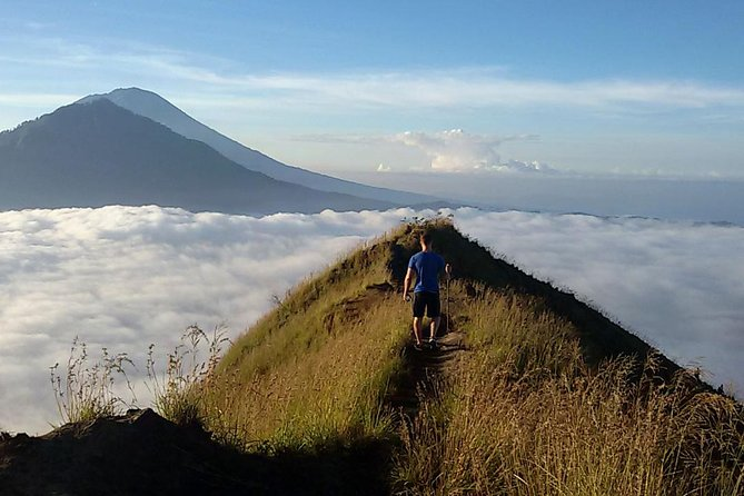 Private Tour: Full-Day Mount Batur Volcano Sunrise Trek with Natural Hot Springs