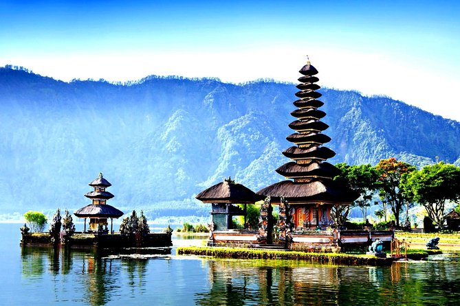 Bali Full Day Water Temples and UNESCO Rice Terraces Tour