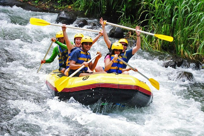 White Water Rafting with Lunch and Transportation