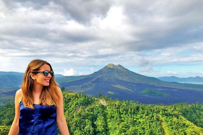 Private Day Trip: Highlights of Ubud & Mount Batur Volcano