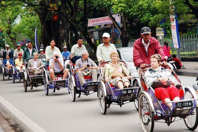 Cyclo Hue tour