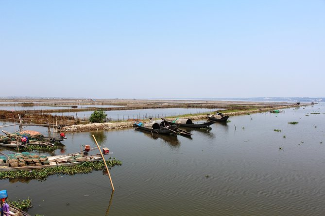 Hue: From The Green Of Vegetable To The Yellow Of Lagoon