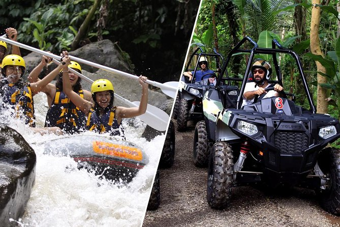 White Water Rafting and Jungle Buggies in Bali