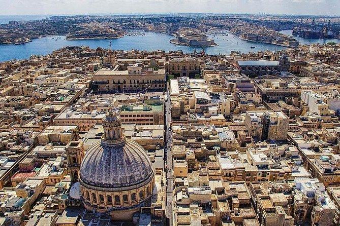 Mosta Crafts Village Mdina and Valletta Full Day Tour