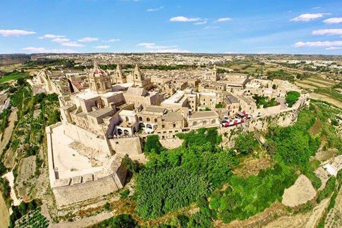 Mosta, TaQali Crafts Village and Mdina Half Day Tour