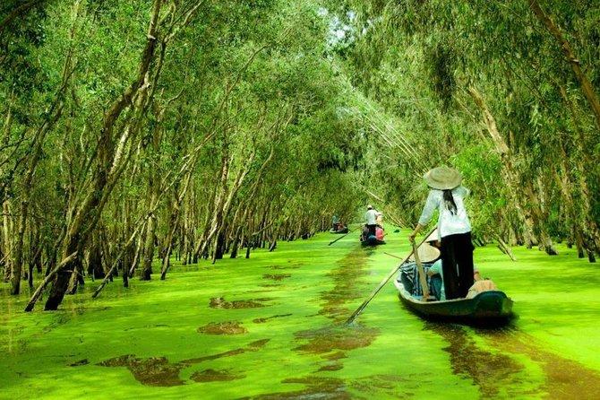 Increíble tour privado de 3 días en el Delta del Mekong
