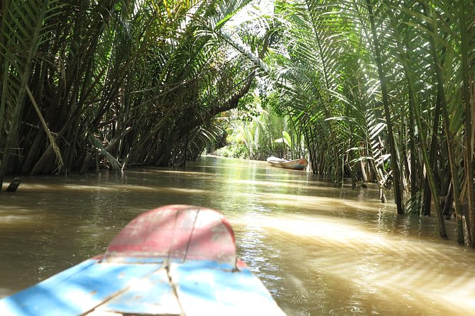 Small-group Combined Cu Chi tunnels & Mekong Delta (Day Trip)