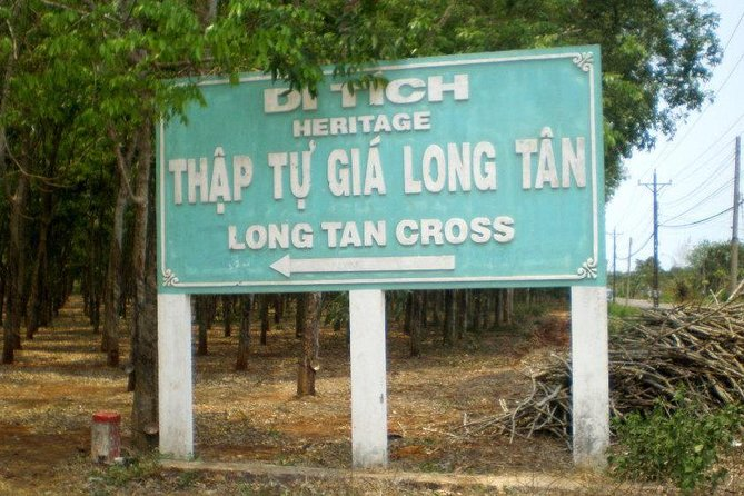Campo de batalla privado de Long Tan - Nui Dat (excursión de un día)