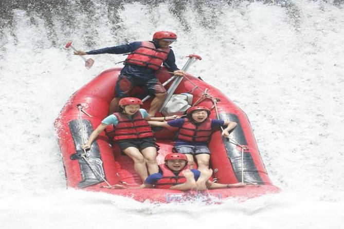 White Water Rafting, Spa Treatment and Sea Side Beach Dinner from Bali photo 4