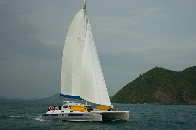 5-Night Catamaran Sailing Trip in Southern Thailand