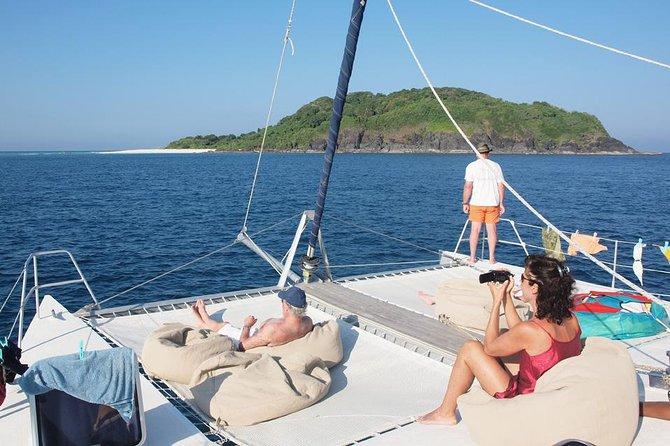 Catamaran Amadeus Day Sailing Cruises