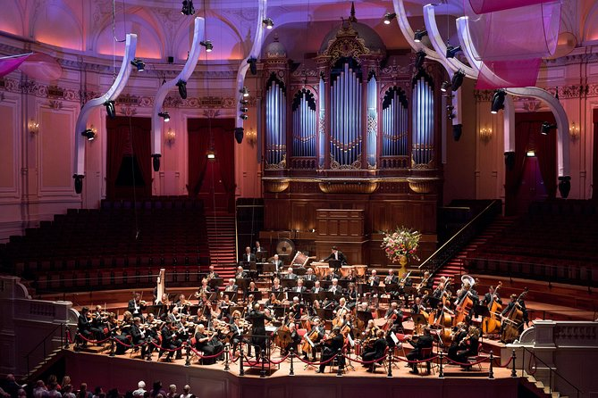 Netherlands Philharmonic Orchestra in Amsterdam