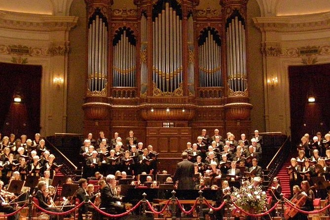 Bach Choir&Orchestra of the Netherlands at The Royal Concertgebouw in Amsterdam
