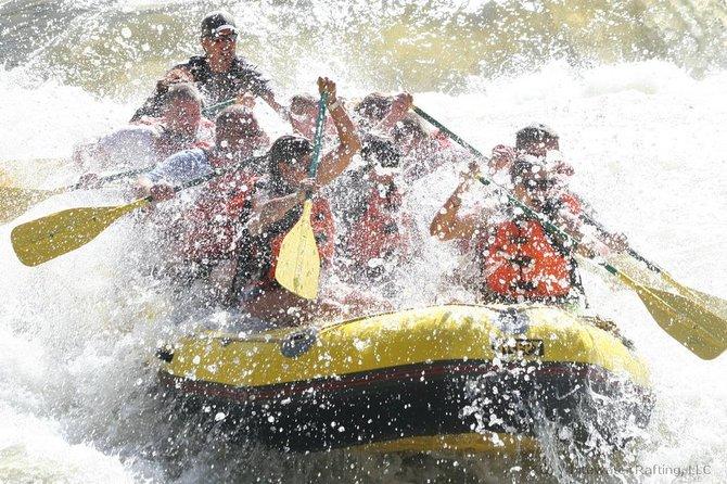 Glenwood Springs Half-Day Rafting Trip