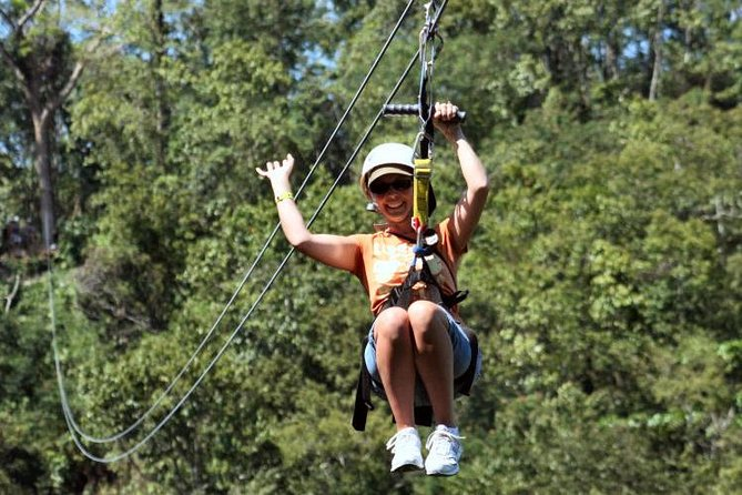 Montego Bay Shore Excursion: Zipline Adventure Plus City Highlights photo 1