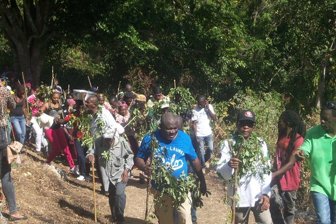 Private Day Trip to the Maroon Village Celebration from Negril