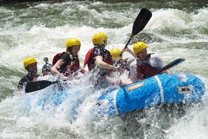 Overnight White Water Rafting Sarapiqui photo 4