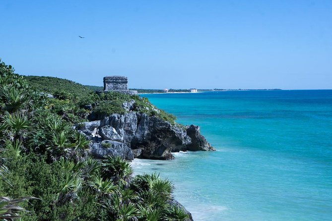 Tulum Ruins Private Tour with Turtle and Cenote Snorkeling