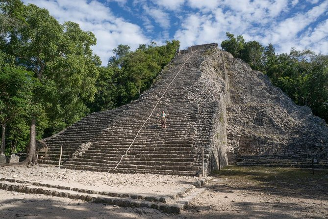 Private archaeological tour to Coba and Tulum Mayan ruins