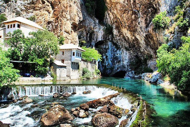 Full-Day Tour from Sarajevo to Herzegovina with Mostar, Blagaj Dervish House, Pocitelj, Jablanica, and Konjic photo 4