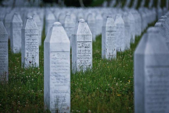 Full-Day Small-Group Tour in Srebrenica Genocide Memorial
