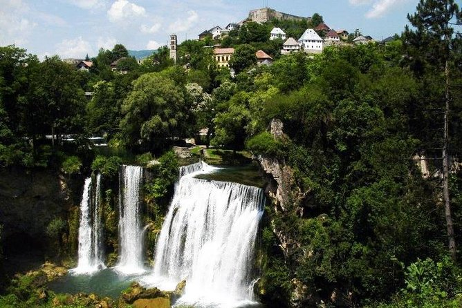 Jajce with Pliva lakes and Travnik day tour from Sarajevo photo 1