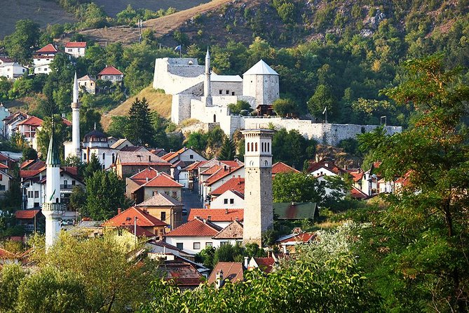 Jajce with Pliva lakes and Travnik day tour from Sarajevo photo 4