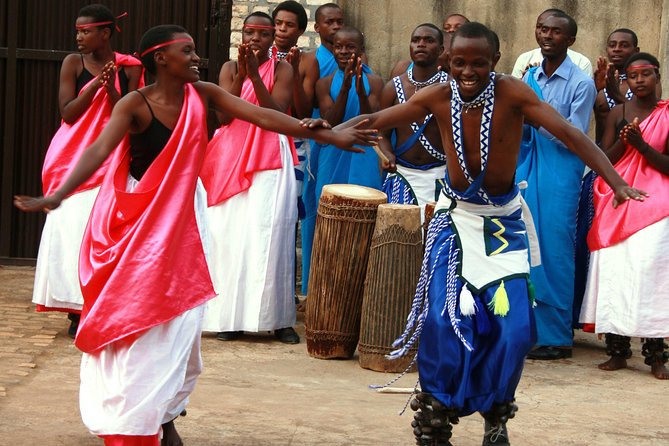 Traditional Drumming and Dancing Class