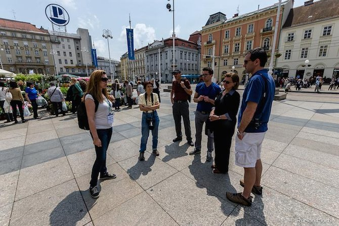 Zagreb Small-Group Sightseeing Walking Tour
