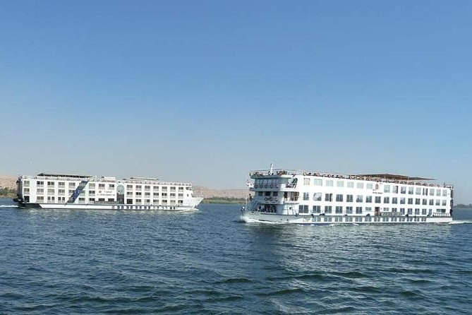 4-Night, 5-Star Nile Cruise from Luxor to Aswan