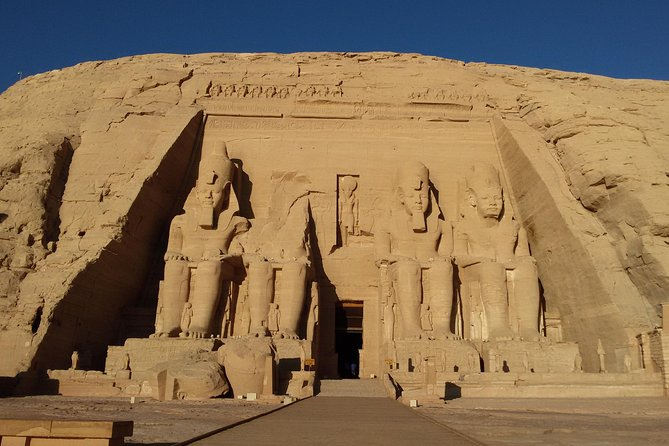 Tour to Abu Simbel Temples from Aswan