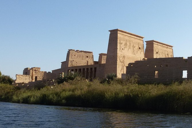 Aswan Philae Temple, Obelisk, and High Dam Private Tour