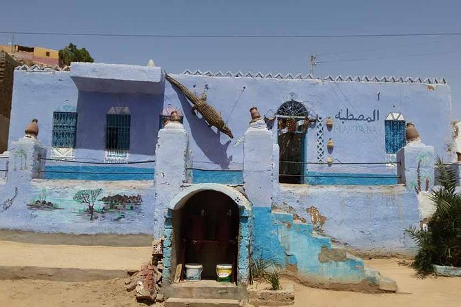 Nubian Village Trip by Motorboat in Aswan